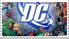 dc comics stamp by catstam