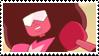 garnet stamp by catstam