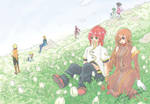 Tales of the Abyss by lithele
