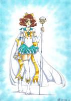 Naru as Royal Advisor Senshi by MTToto