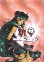 Gift: Sailor Pluto by MTToto
