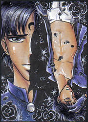 ACEO #10 - Prince Sapphire by MTToto