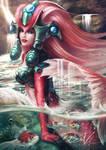 League of Legends - Nami by Eldervi