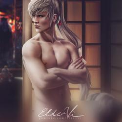 FE Takumi NSFW by Eldervi