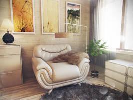 REST ROOM by kornny