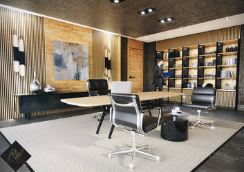 Office Design by kornny