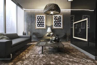 Saloon Design by kornny