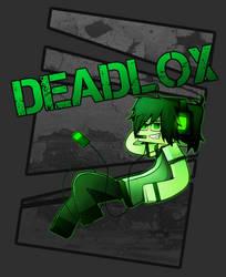 Deadlox fanart by DragonsPainter