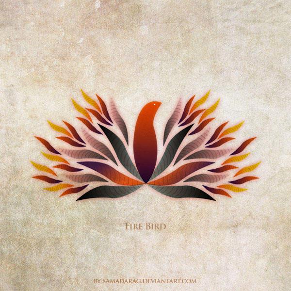 Fire Bird by samadarag