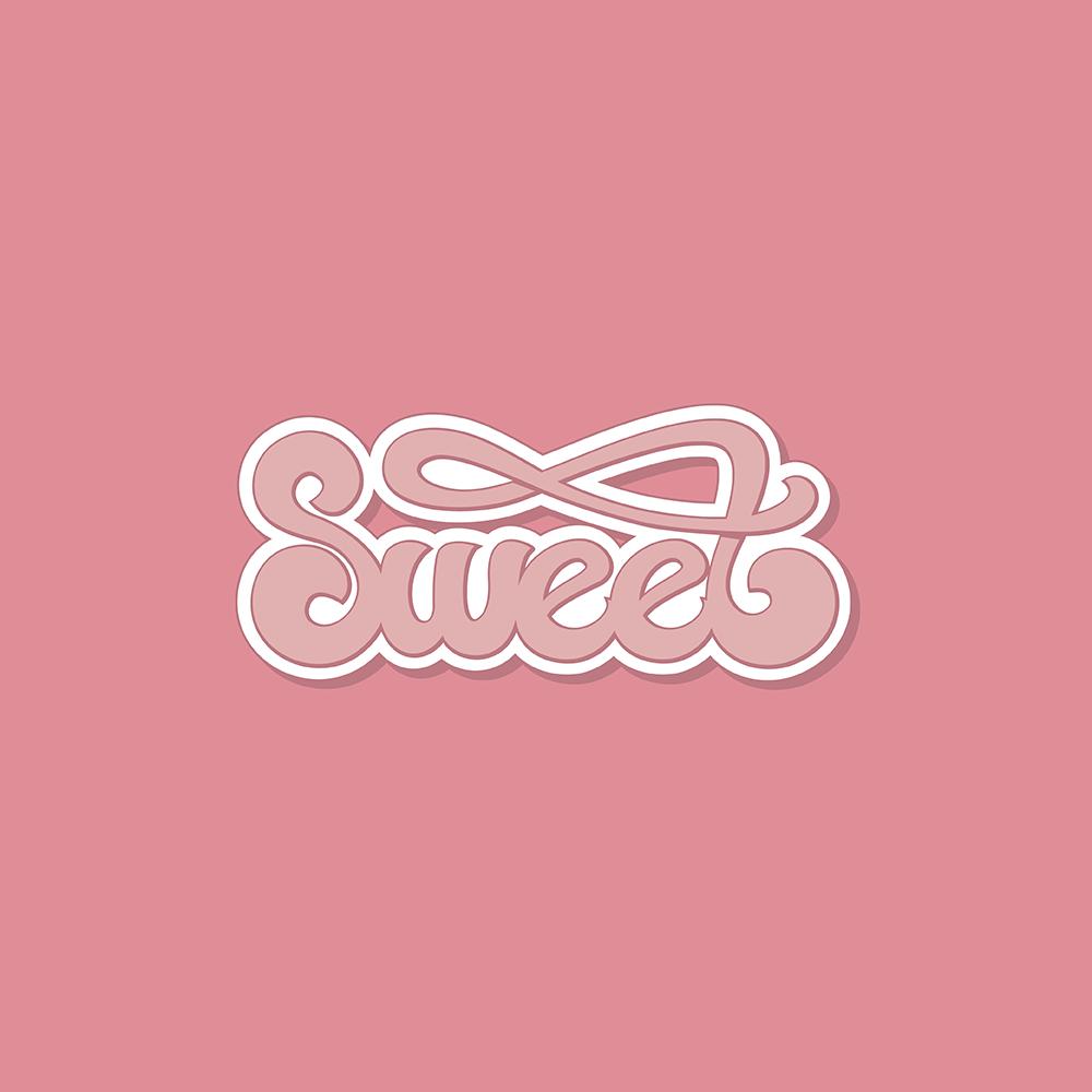 Sweet Typography V2 by samadarag