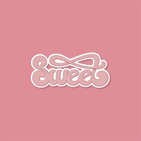 Sweet Typography V2 by samadarag