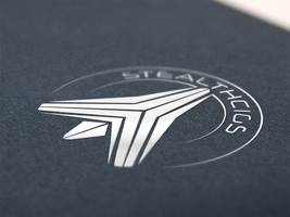 StealthCigs Logo Another View by samadarag