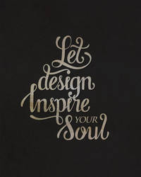 Let design inspire your soul by samadarag