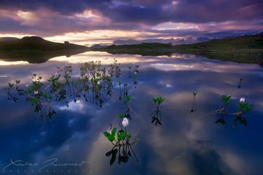 Lac Guichard... by XavierJamonet