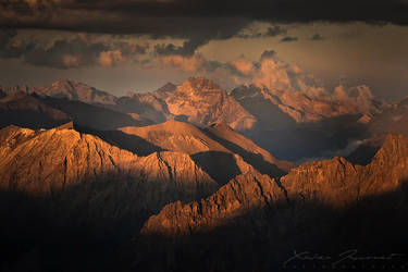 The last light... by XavierJamonet