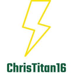 Christitan 16's New Logo! (2018) by hubworld23