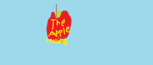 The Apple Seedling Logo! by hubworld23