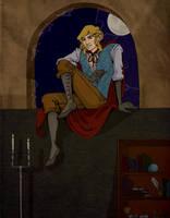 The Thief by Daaakota