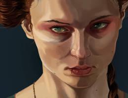 Sansa by Daaakota