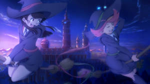 Little Witch Academia by GabrielPMN1