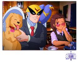 Harvey Birdman Attorney at Law by jodi-seer