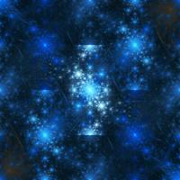 blue pattern by duf20