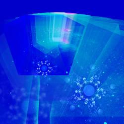 blue in dream by duf20