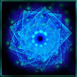 dream in blue by duf20