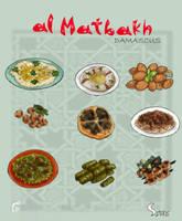 Al Matbakh by SamiShahin-Art