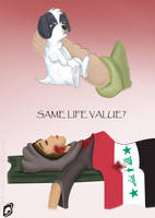 Life's Value by SamiShahin-Art