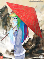 Rainbow Dash Chinese by MinusClass