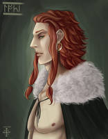 Ginger Loki by MaterGaia
