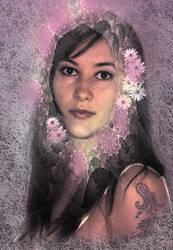 Flower Girl by Rozrr