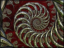 Spiral Eyes by Rozrr