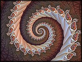 Silken Spiral by Rozrr
