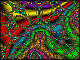 Interrupted Rainbows by Rozrr
