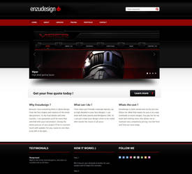 Updated - enzudesign 2011 by EnzuDes1gn