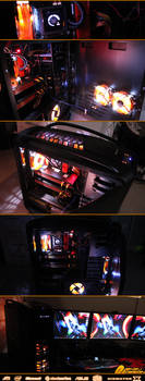 Cosmos 2 ultra build 2012 by EnzuDes1gn
