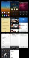 Samsung Galaxy GT-19300 MIUI v5 beta by EnzuDes1gn