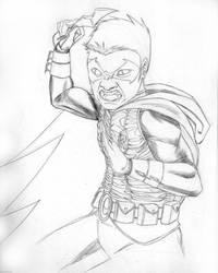 Robin Pencil by SAV83