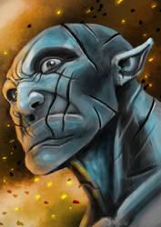 Black Orc Copy by SAV83