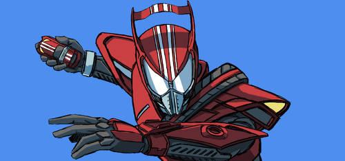 Kamen Rider Driver copia by SAV83