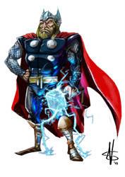 Thor by SAV83