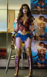 Wonder Woman 2017 Cosplay by TineMarieRiis