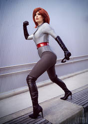 Elastigirl Cosplay from The Incredibles 2! by TineMarieRiis