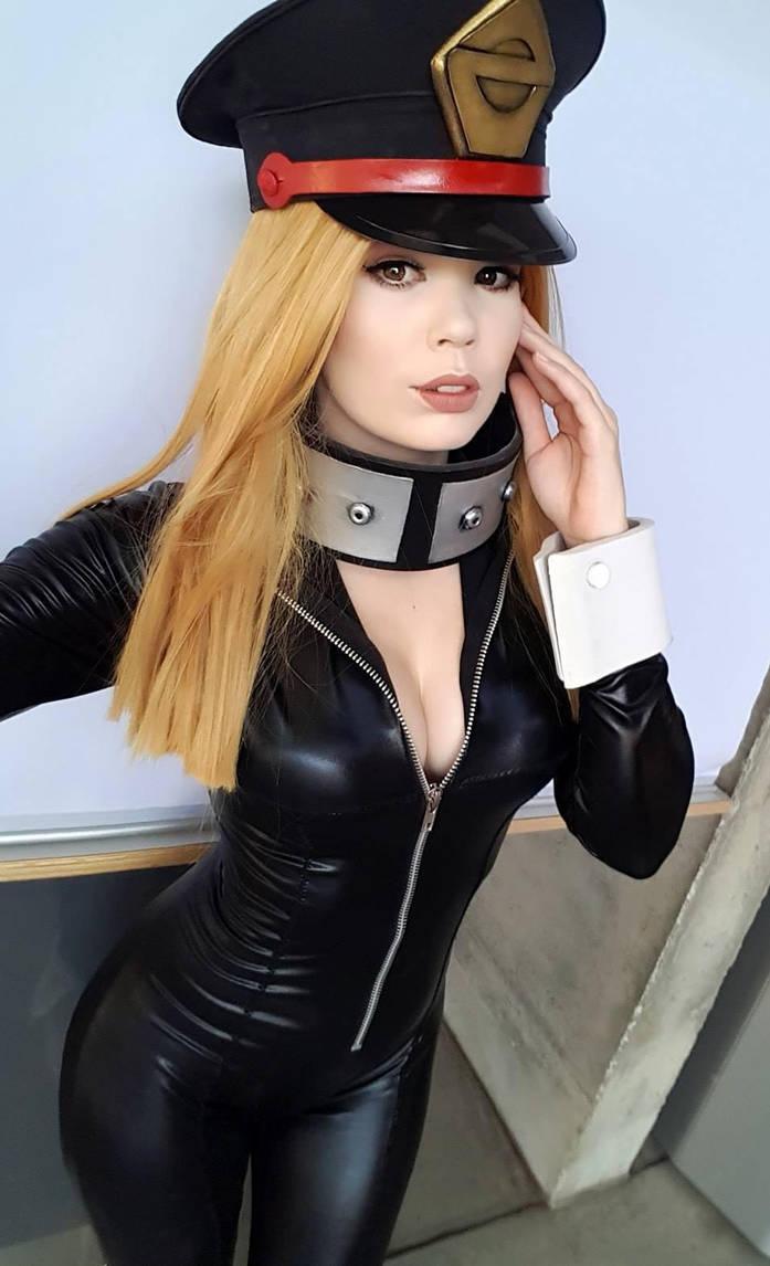 Camie Selfie - My Hero Academia Cosplay by TineMarieRiis