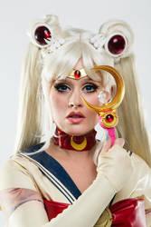 Sailor Moon by KellyEden
