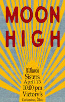Moon High Promo Poster by MRNeno