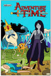 Adventure Time Variant Cover by MRNeno