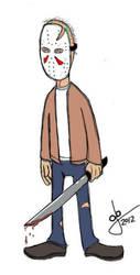 Jason by geoffbutler